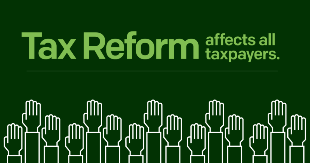 Tax Reform 2019