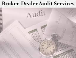 broker dealer audit